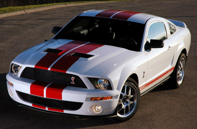 2007 Shelby GT500 Mustang