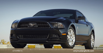 2014 Mustang V6 Premium