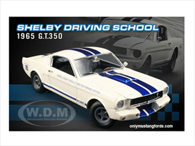 1965 shelby gt350 driving school