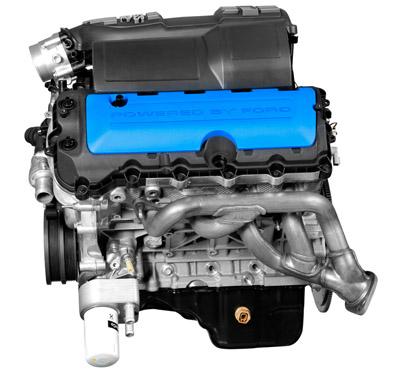 boss 302 engine 2012
