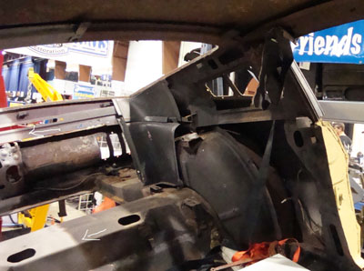 sandblasting for paint sripping and rust repair