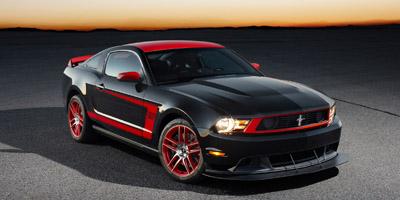 2012 Mustang boss