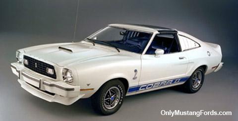 1976 Ford Mustang Cobra 11