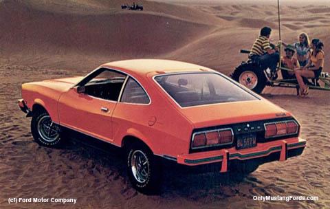 1977 mustang mach 1