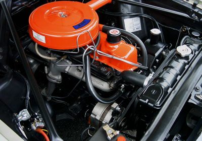 1965 mustang 200 cid six cylinder engine