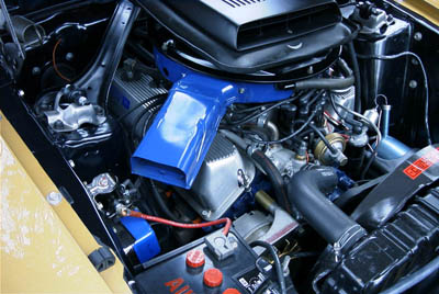 70 boss 302 engine