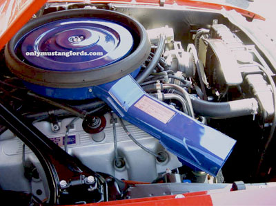 ford shotgun engine nascar