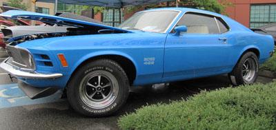 1970 boss side