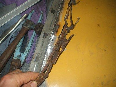 mustang rust repair