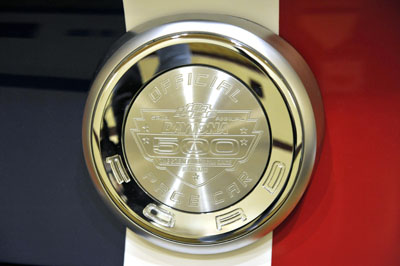 2011 Mustang pace car gas cap