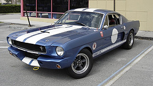 shelby R Mustang