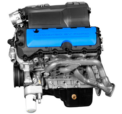 boss 302 engine 2012