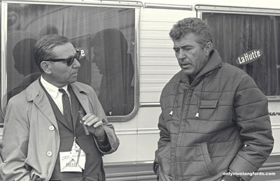 carroll shelby 1966 le Mans