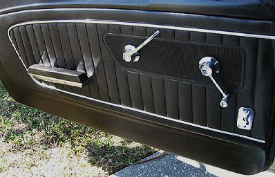 1965 Door Panel 65 70 Mustang Coverage