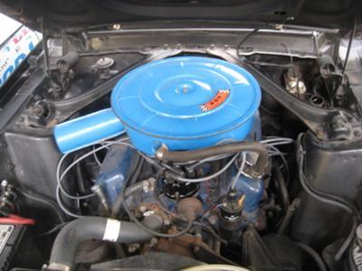 Rebuilt Ford 289 V8