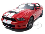 2010 torch red shelby diecast