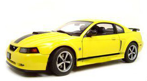 2004 diecast ford mustang mach 1