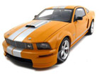 07 diecast shelby mustang