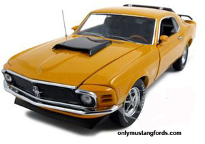 1970 Boss 429 die cast high quality