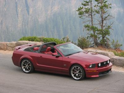 2006 Supercharged GT Convertible