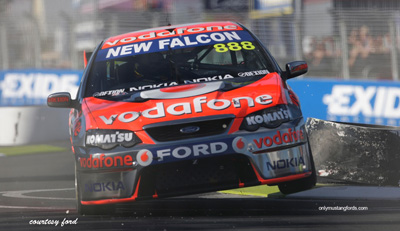 v8 supercar league Falcon