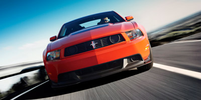 2012 mustang boss