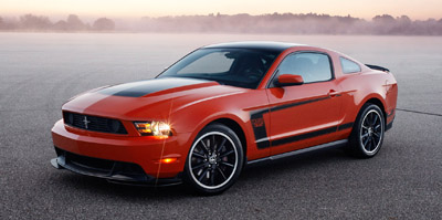 grabber red 2012 boss 302