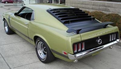 green 1970 boss 302
