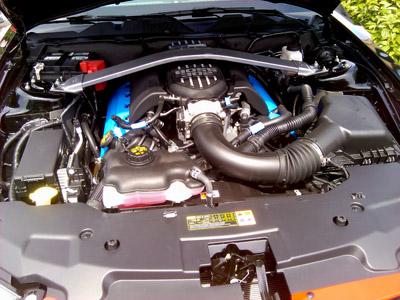 2012 laguna seca 5.0 liter V8