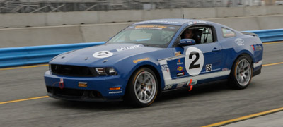 2012 laguna seca Boss 302