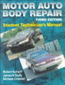 autobody repair book motor