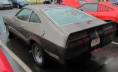 custom Ford Mustang 2