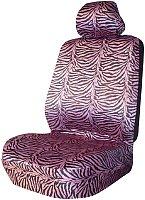 seat cover zebra