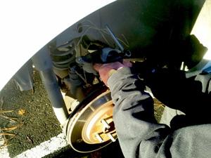 caliper piston tool
