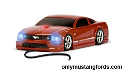 ford mustang mouse