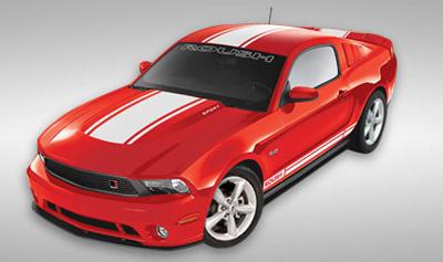 2011 Roush Sport Mustang
