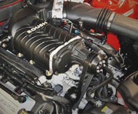 roush 5xr engine