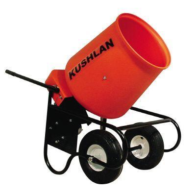 small electric cement mixer