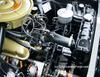 1966 Mustang V8 Engine No Shroud