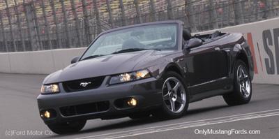 2002 Mustang convertible