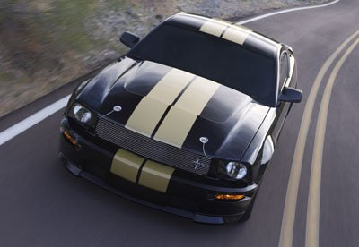 new mustang shelby gt-h