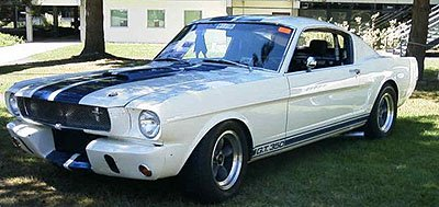 1965 Shelby GT350 Mustang