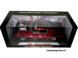 1965 shelby gt350R mustang diecast car