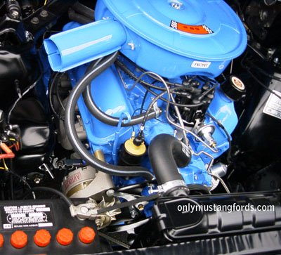 1966 Ford 289 engine