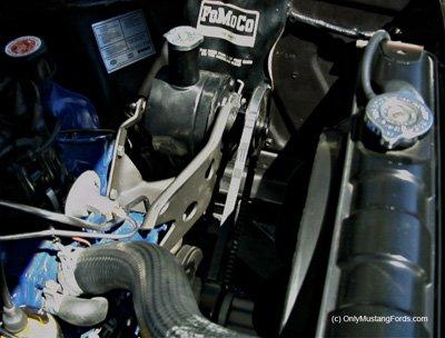 1965 289 Engine With Shroud