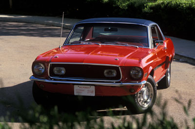 1968 mustang high country special