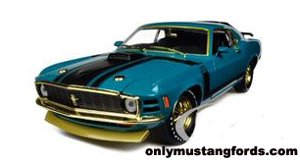 racing diecast ford mustang boss 302
