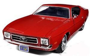 1971 mustang diecast model