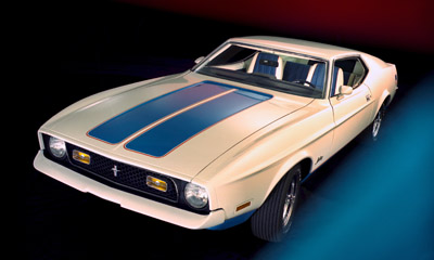 1972 Ford Mustang Sprint