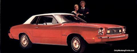 1974 mustang hardtop coupe